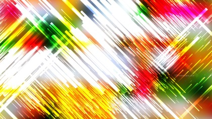 Abstract Colorful Diagonal Random Lines Background