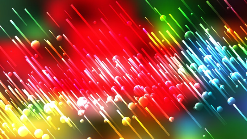 Abstract Colorful Diagonal Random Lines Background Design