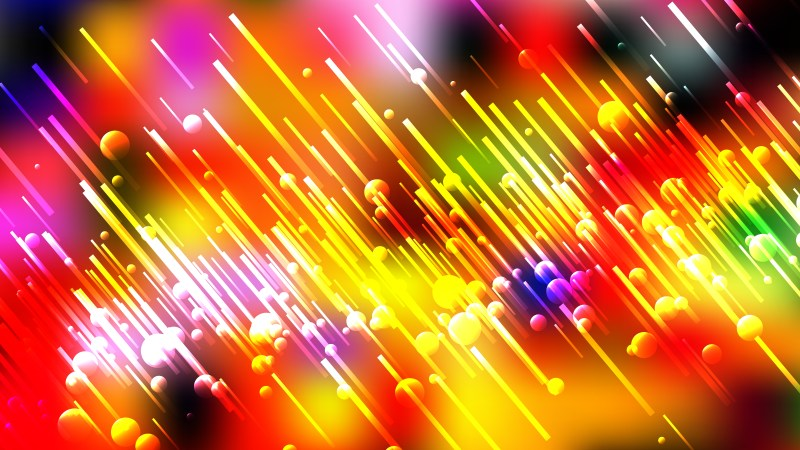 Colorful Diagonal Random Lines Background