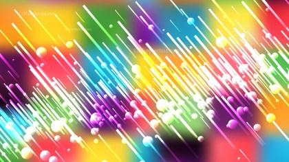 Colorful Diagonal Random Lines Background