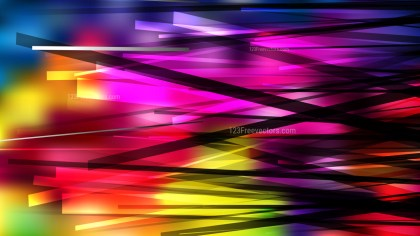 Cool Geometric Random Irregular Lines Background Image
