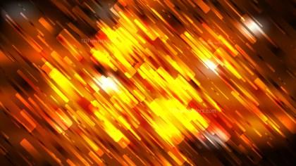 Cool Orange Abstract Asymmetric Random Lines Background