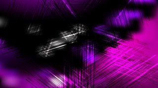 Abstract Cool Purple Chaotic Intersecting Lines Background