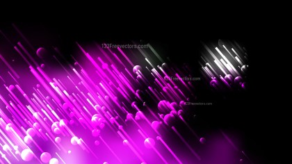 Cool Purple Abstract Asymmetric Random Lines Background