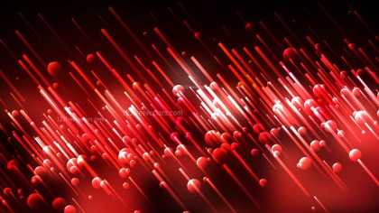 Cool Red Random Diagonal Lines Background Illustration