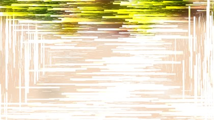 Green and Beige Dynamic Irregular Lines Background Design
