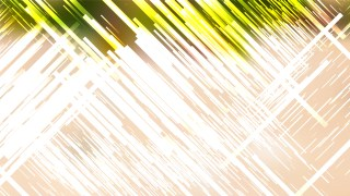 Green and Beige Abstract Asymmetric Irregular Lines Background