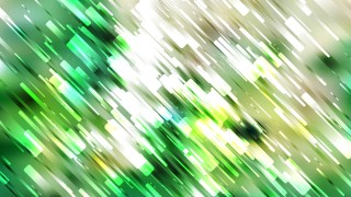 Green and White Abstract Asymmetric Irregular Lines Background