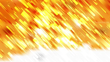Abstract Orange and White Random Diagonal Lines Background