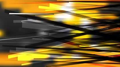 Orange Black and White Overlapping Intersecting Lines Background Graphic