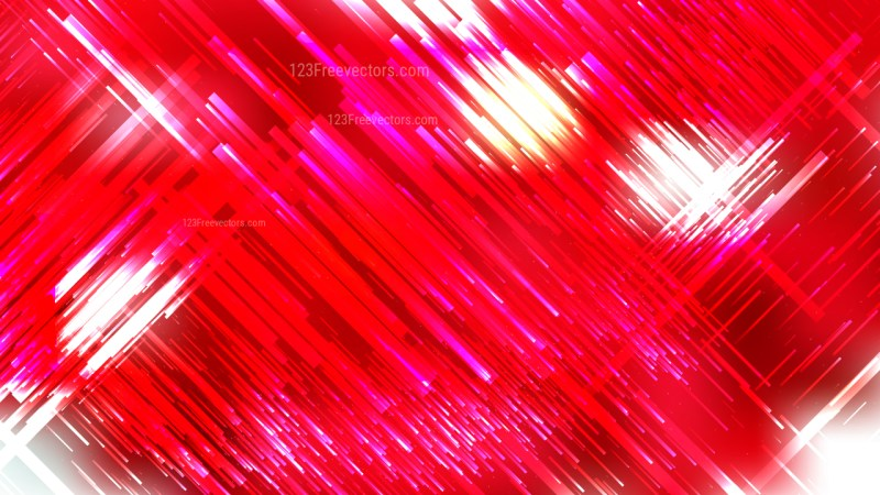 Abstract Pink and Red Random Diagonal Lines Background Vector