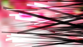 Abstract Pink Black and White Intersecting Lines background Illustrator