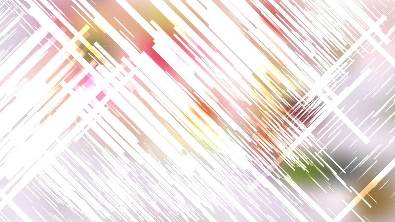 Abstract Pink Green and White Diagonal Random Lines Background