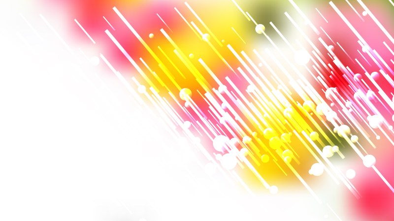 Pink Yellow and White Diagonal Lines Background