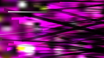 Abstract Purple and Black Overlapping Intersecting Lines Background Illustration