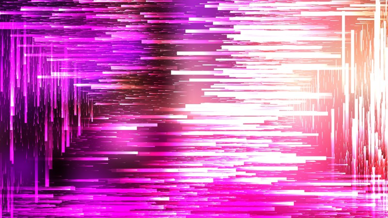 Abstract Purple and White Chaotic Lines Background