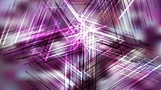 Purple and White Chaotic Overlapping Lines Background Vector Graphic