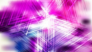 Purple and White Chaotic Overlapping Lines Background Vector Image