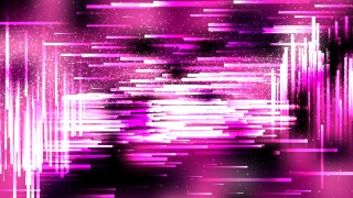 Abstract Random Purple Black and White Lines Background