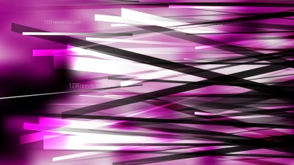 Purple Black and White Random Abstract Intersecting Lines background