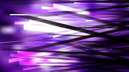 Abstract Purple Black and White Dynamic Intersecting Lines background