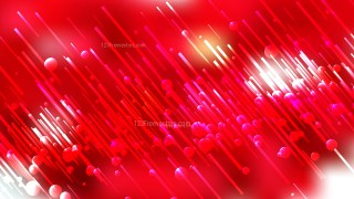 Abstract Red Diagonal Random Lines Background