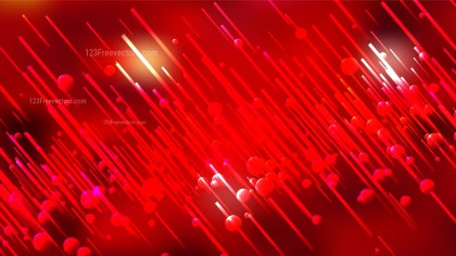 Red Diagonal Random Lines Background Graphic