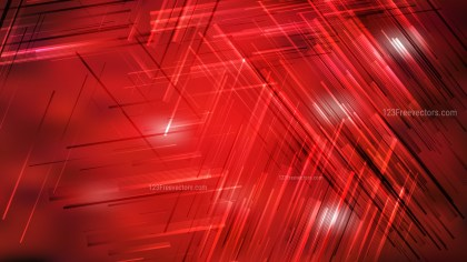 Red and Black Irregular Lines Background