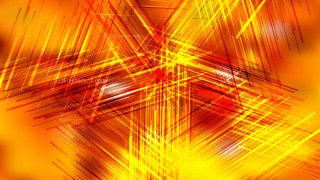 Red and Yellow Overlapping Lines Stripes Background