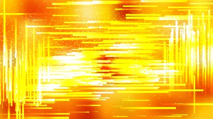 Red White and Yellow Chaotic Lines Background