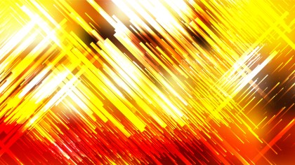 Red White and Yellow Abstract Geometric Irregular Lines Background