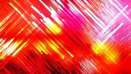 Red White and Yellow Diagonal Lines Background