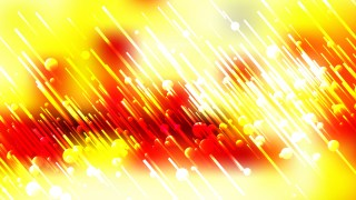 Abstract Red White and Yellow Random Diagonal Lines Background