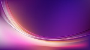 Abstract Blue and Purple Wavy Background