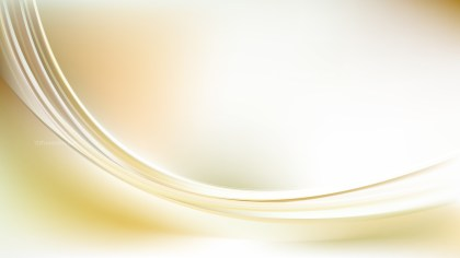 Brown and White Abstract Wavy Background
