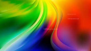 Cool Abstract Curve Background