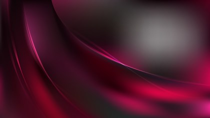 Cool Pink Abstract Curve Background Vector Image