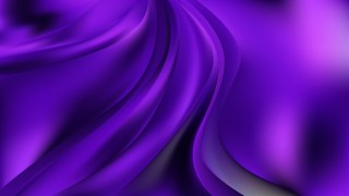 Abstract Cool Purple Wavy Background Vector