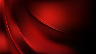 Abstract Cool Red Shiny Wave Background
