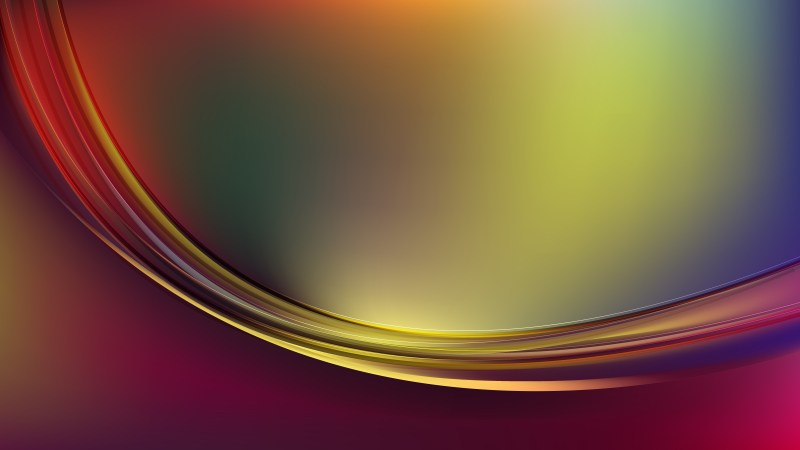 Abstract Dark Color Curve Background Image