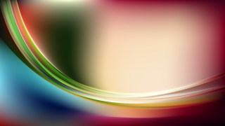 Dark Color Abstract Curve Background