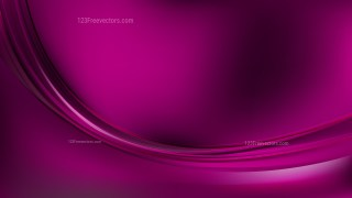 Abstract Dark Purple Curve Background