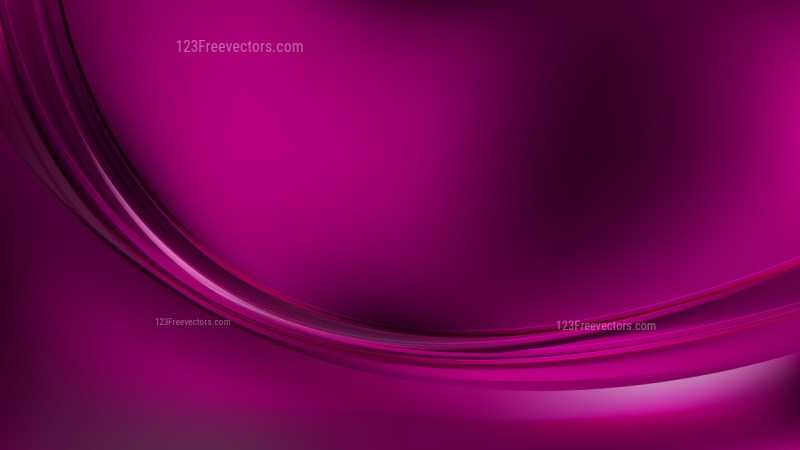 Abstract Dark Purple Curve Background