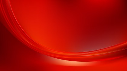 Dark Red Abstract Curve Background