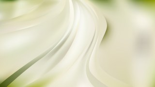Green and Beige Abstract Wave Background Image