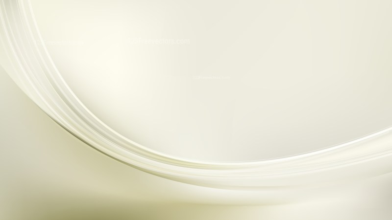 Light Color Abstract Wavy Background Graphic