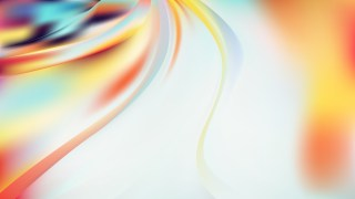 Light Color Abstract Curve Background Vector Image
