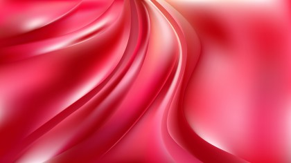 Abstract Magenta Curve Background