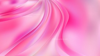 Abstract Pink Curve Background Vector Art