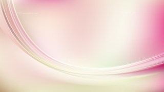 Abstract Pink and Beige Wavy Background
